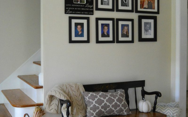 One Room Challenge:  Inspiration for My Foyer