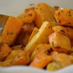 Roasted Butternut Squash and a Song