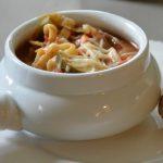Savory Minestrone Soup
