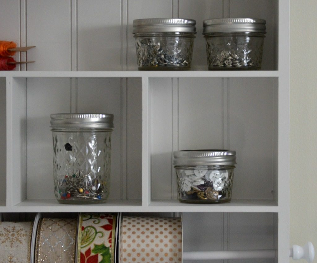 http://myfamilythyme.com/wp-content/uploads/2017/01/jars-in-craft-room.jpg