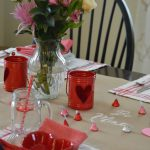 DIY Valentine's Day Craft Paper Runner