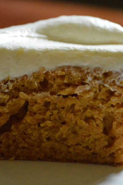 Perfect Pumpkin Bars