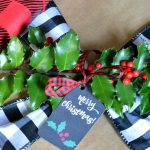 Farmhouse Christmas Gift Wrap