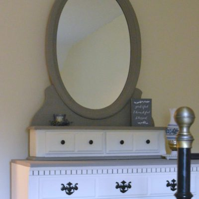 How to Refinish a Dresser in 6 Easy Steps:  One Room Challenge