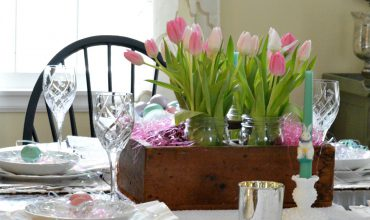 How to Set a Simple Easter Table