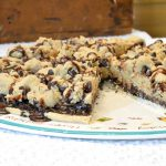March Pinterest Challenge:  Chocolate Chip Cookie Dough Pizza