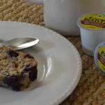 Banana Blueberry Bread with Café Bustelo