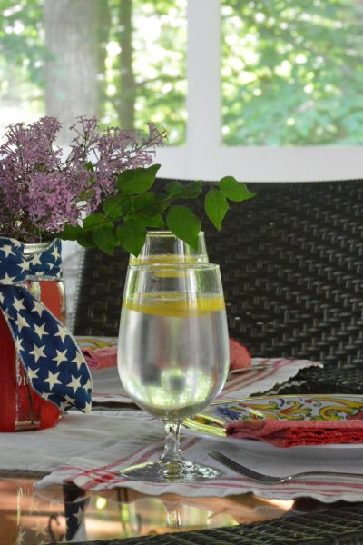 Patriotic Jar Craft