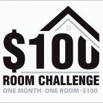 $100 Room Challenge:  The Master Bedroom Plan