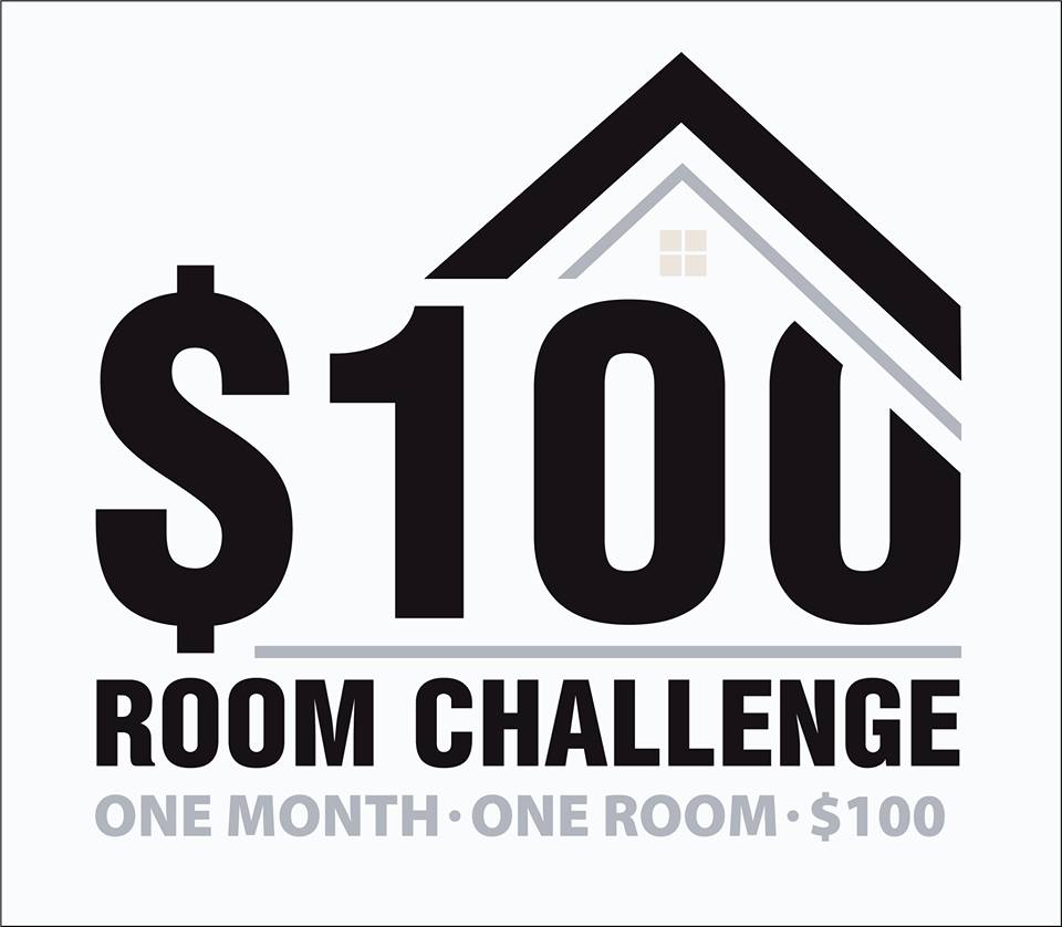 The $100 Room Challenge:  Porch Refresh