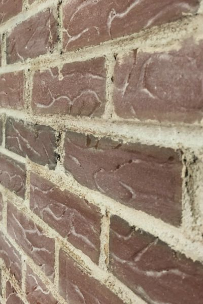 $100 Room Challenge: How to Whitewash Brick Using Chalk Paint