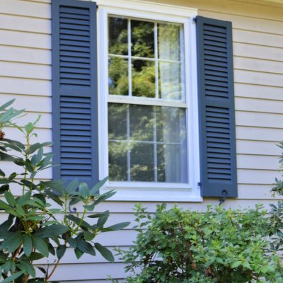 The Best Trick for Painting Windows
