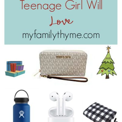 10 Holiday Gifts Your Teenage Girl Will Love