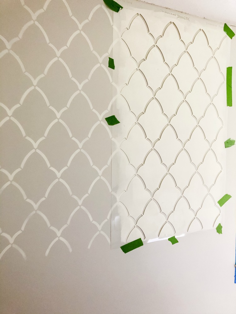 https://myfamilythyme.com/wp-content/uploads/2020/05/Wall-Stencil-in-process-3.jpg