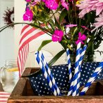 Creating A Festive Fourth of July Tablescape