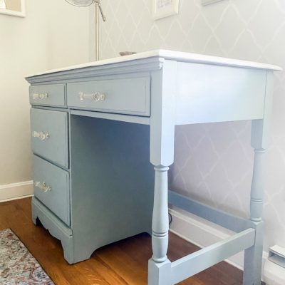 How to Update Furniture With Paint