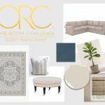 One Room Challenge Week 1: Family Room